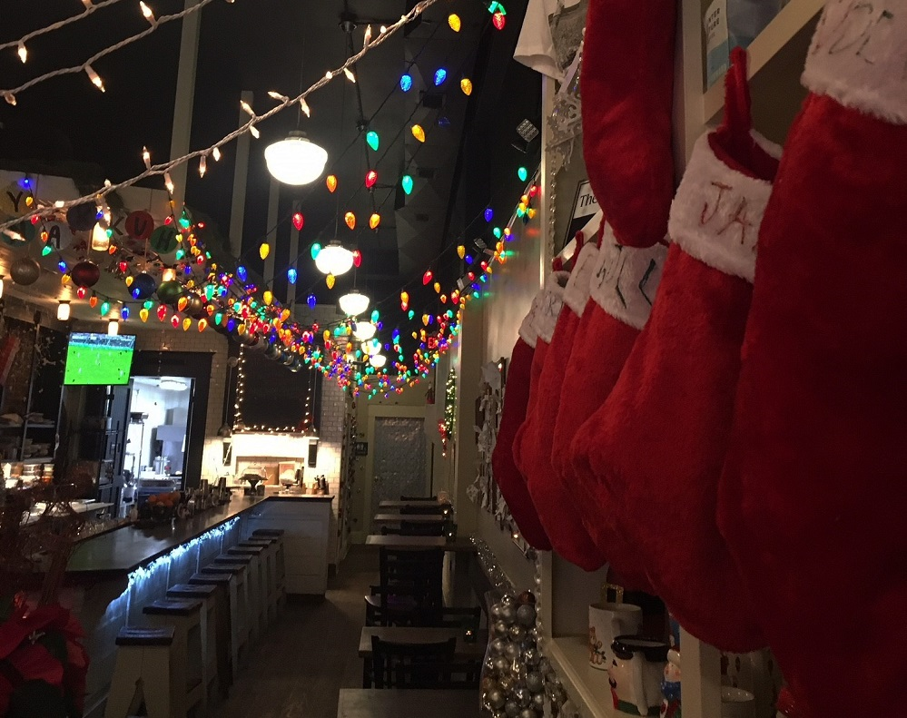 rapp session holiday decorations